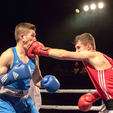 """Inverness City Amateur Boxing Club... """"Ring of Fire Boxing Tournament Sept 2018"""""""